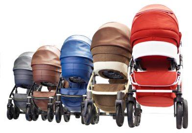 Wygodne i funkcjonalne wózki dziecięce 3 w 1